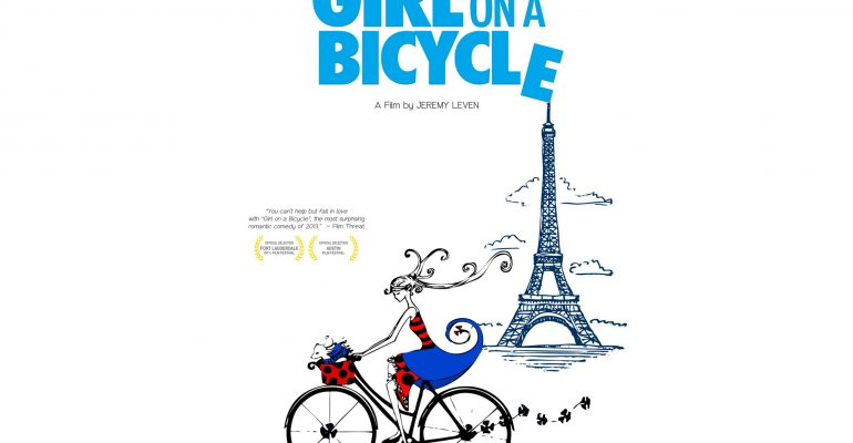 Louise Monot dans girl on a bicycle